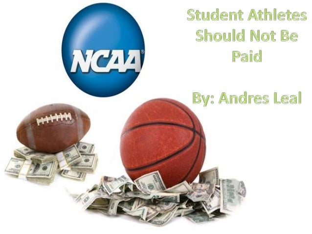 an examination of paying the college athletes Examination of hometown socio-economic status on the college-choice factors of football student-athletes at a southeastern university , 5 j of issues in intercollegiate athletics, 225, (2012.