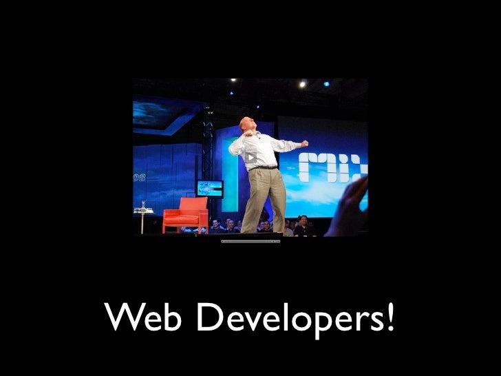 Web app!