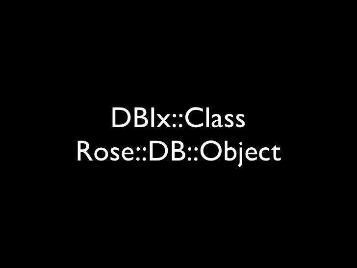 KiokuDB DBI / SQLite backend  Key-Value JSPON