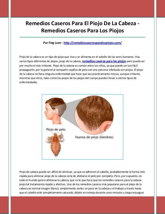Tratamiento Casero para la Caspa | Remedio Natural Anti-Caspa ...