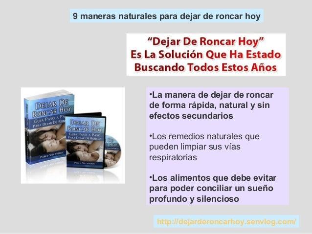 Best Price @ Dejar De Roncar Hoy Free Download - Sites ...