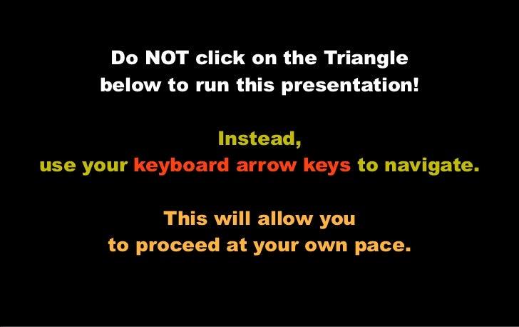 Does The PTC Make Sense (Professional Version)? Slide 3