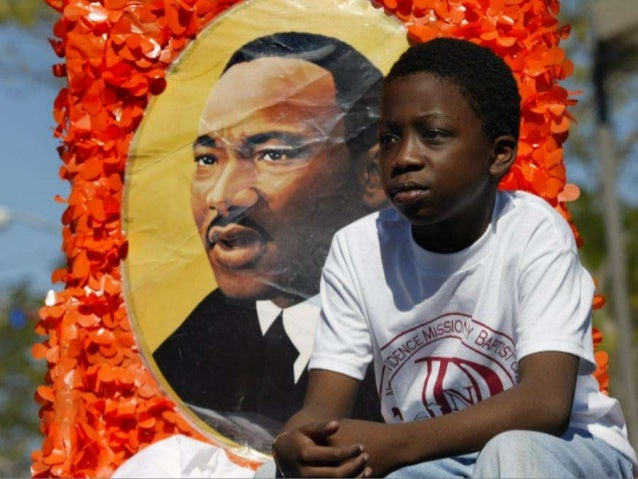 Remembering a revolutionary: Martin Luther King's life, in photos