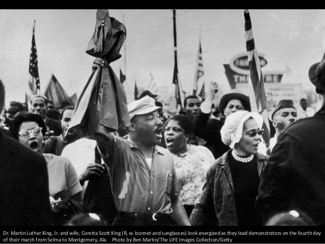 Remembering a Revolutionary: Martin Luther King's life in photos Slide 3