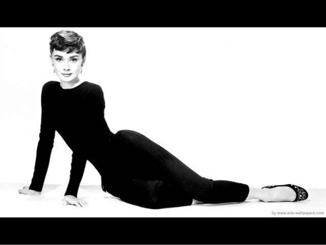 Remembering Audrey Hepburn Slide 3