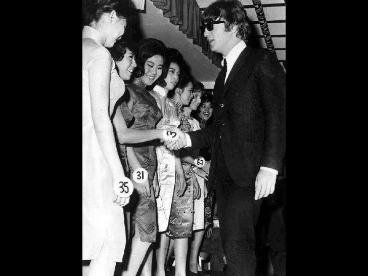 Remembering John Lennon Slide 17