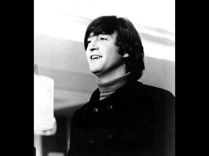 Remembering John Lennon Slide 20
