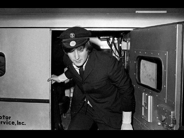Remembering John Lennon Slide 22