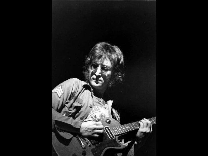 Remembering John Lennon Slide 27