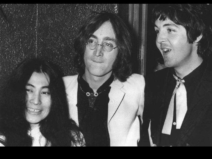 Remembering John Lennon Slide 28
