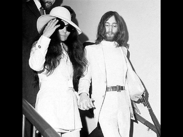 Remembering John Lennon Slide 29