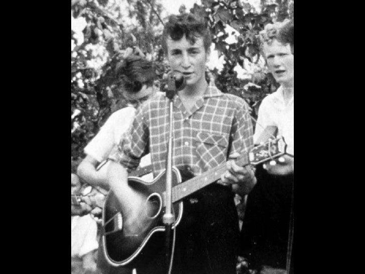 Remembering John Lennon Slide 3
