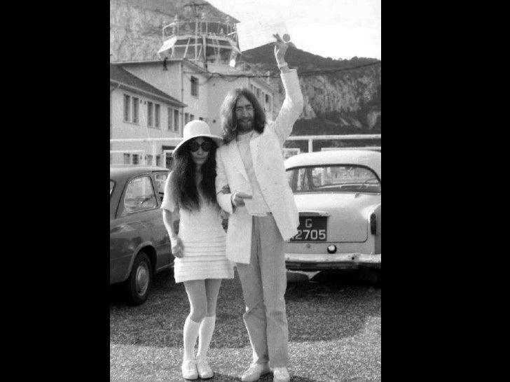 Remembering John Lennon Slide 30