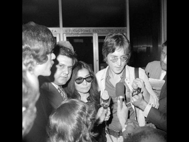 Remembering John Lennon Slide 32
