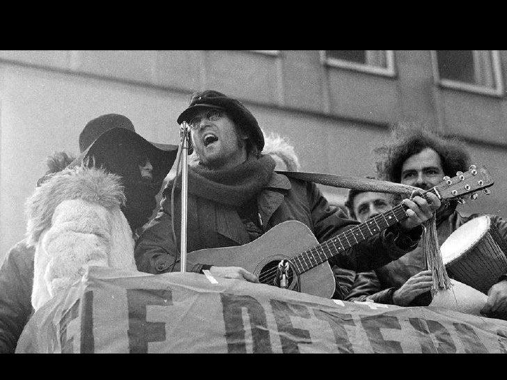 Remembering John Lennon Slide 33