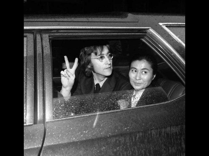 Remembering John Lennon Slide 34