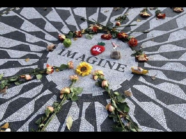 Remembering John Lennon Slide 59