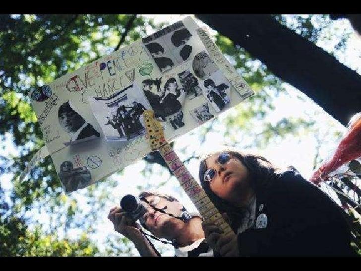 Remembering John Lennon Slide 62