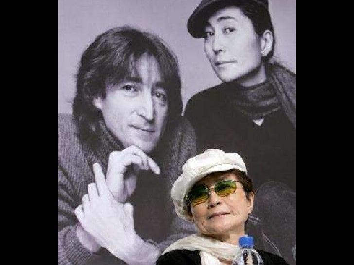 Remembering John Lennon Slide 65