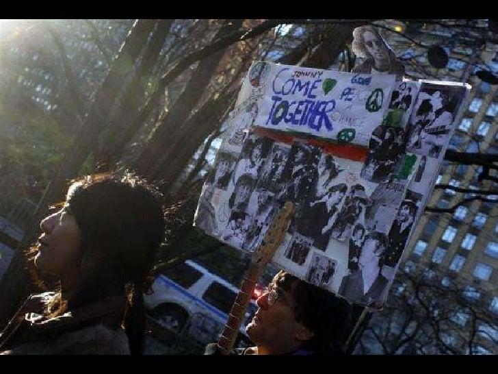 Remembering John Lennon Slide 66
