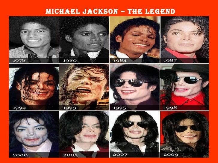 Michael Jackson – The Legend
