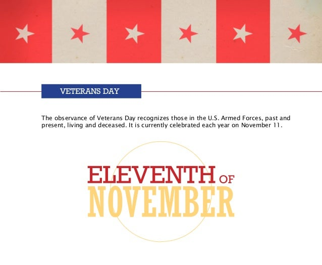 Remembering Our Military Veterans: The Difference Between ...