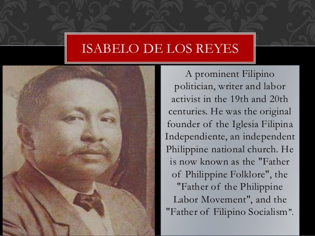 A prominent Filipino politician, writer and labor activist in the 19th and 20th centuries. He was the original founder of ...