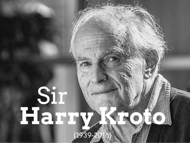 Harry Kroto Sir (19392016)