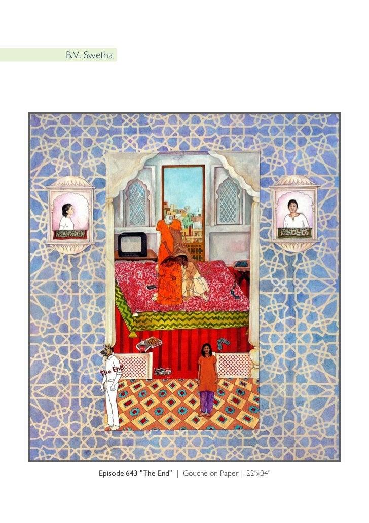 Aparneet    Waiting Room II | Acrylic & Charcoal on Canvas | 5x3