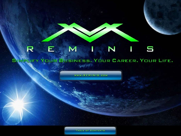 Reminis continues to grow in both experience and expertise. Reminis has added a multitude of products and services since i...