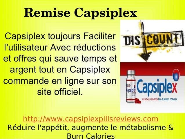 RemiseCapsiplexCapsiplex toujours Faciliterlutilisateur Avec réductionset offres qui sauve temps et  argent tout en Capsi...