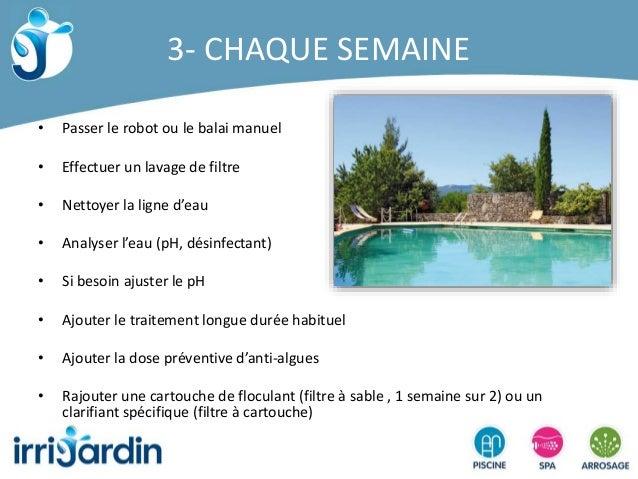 Nettoyage filtre piscine kit entretien piscine with for Entretien piscine nice