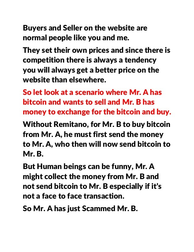 Remitano buy or sell btc in 5mins 6 ccuart Images