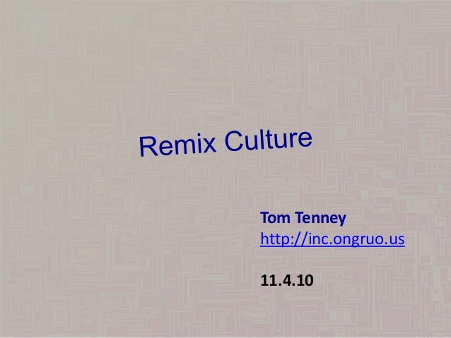 Tom Tenney http://inc.ongruo.us 11.4.10
