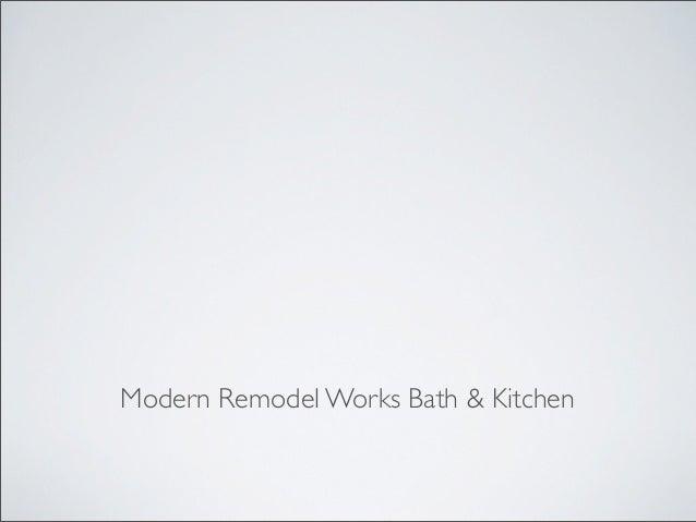 Remodel Works Videos Slide 2