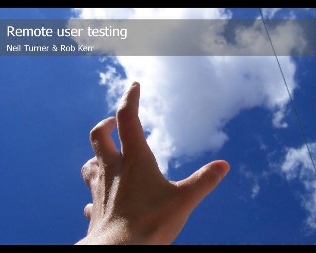 Remote user-testing-101-neil-turner