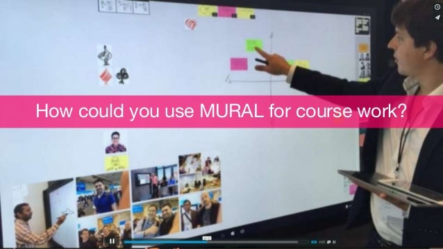 1. Use the whole mural for multiple activities 1. Use default sizes 1. Work to a scale (usually 67% or 100%) 1. Group and ...