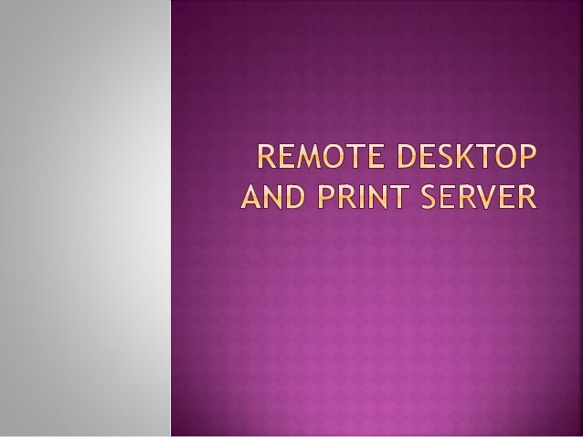 What is remote desktop? In computing, the term remote desktop refers to a software or operating system feature that allows...