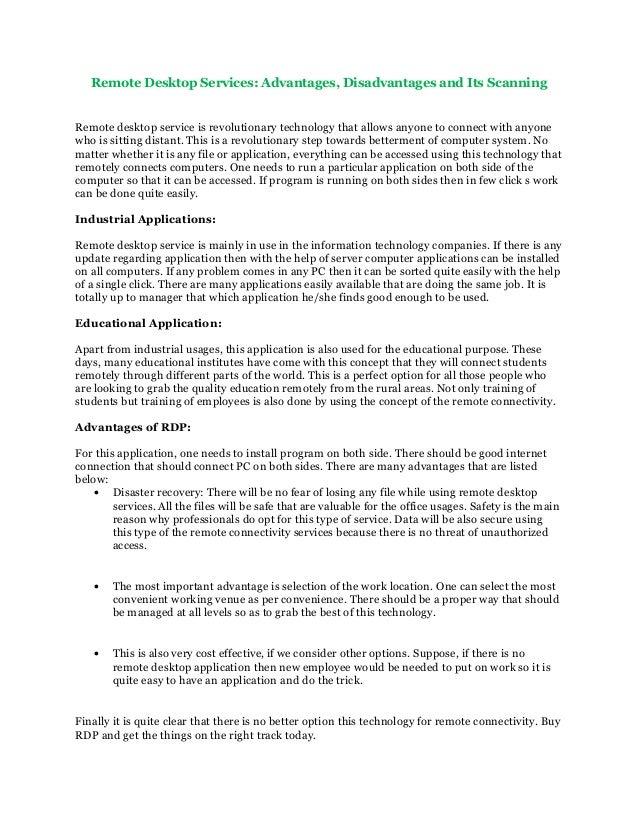 windows server 2008 r2 advantages and disadvantages
