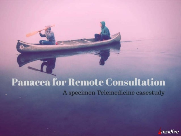 Remote Physician Consultation App
