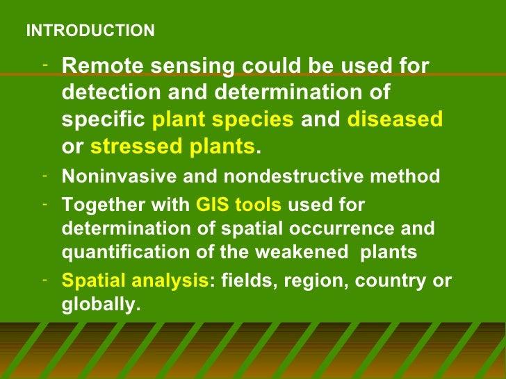 Remote sensing agriculture Slide 2