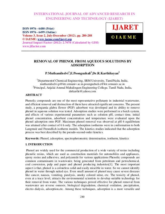 International Journal of Advanced Research in Engineering and Technology (IJARET), ISSNIN –          INTERNATIONAL JOURNAL...