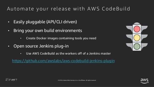 Remove Undifferentiated Heavy Lifting from Jenkins (DEV201