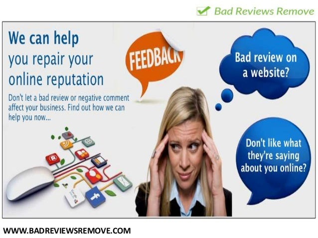 udemy reputation management how to remove bad reviews online download