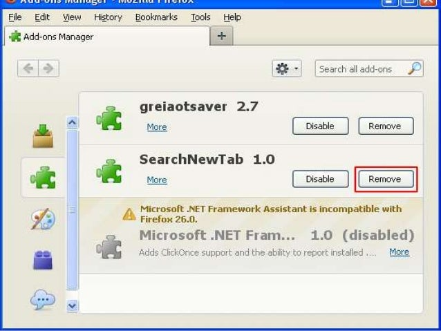 Remove trovi from firefox 1 855-806-6643 for customer issues