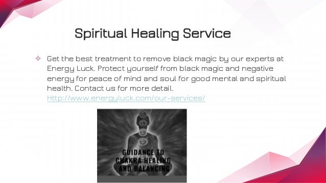 Removing witchcraft curses