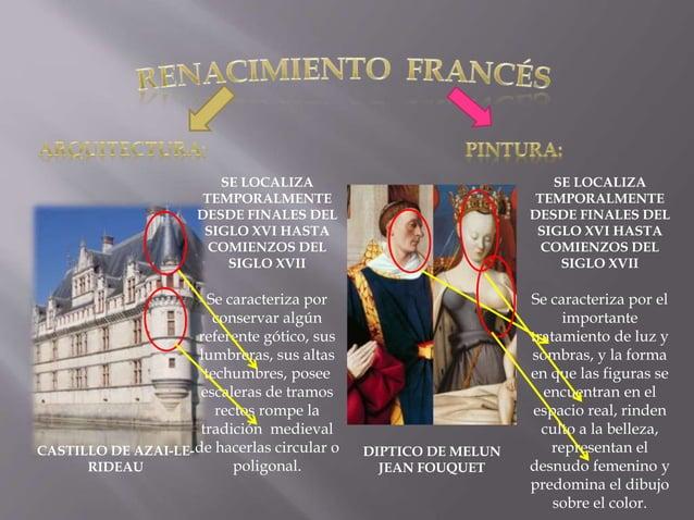 SE LOCALIZA TEMPORALMENTE DESDE FINALES DEL SIGLO XVI HASTA COMIENZOS DEL SIGLO XVII Se caracteriza por conservar algún re...