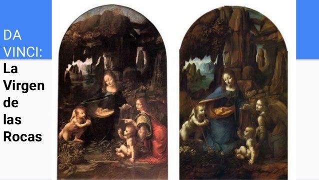 DA VINCI: La Virgen de las Rocas