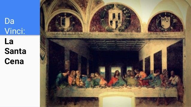 Da Vinci: La Santa Cena