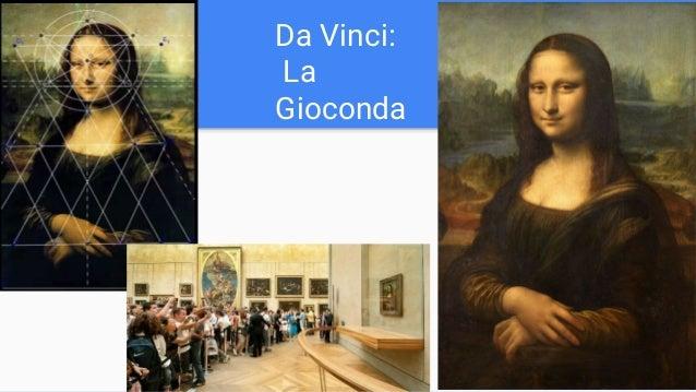 Da Vinci: La Gioconda